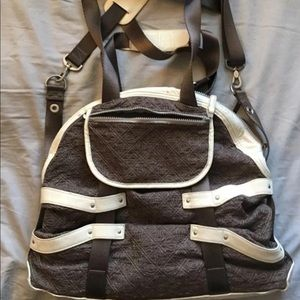 Vintage Lululemon gym, yoga bag